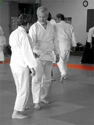 aikido veterants